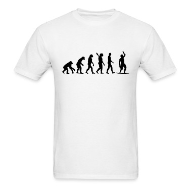 Evolution Slackline T-Shirts