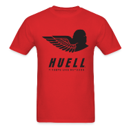 T-Shirts ~ Men's Standard Weight T-Shirt ~ Huell: Fingers