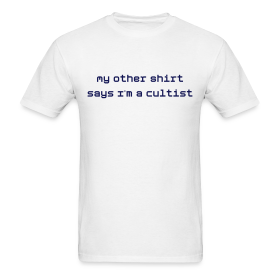 Other shirt...cultist ~ 351