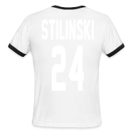 T-Shirts ~ Men's Ringer T-Shirt by American Apparel ~ Stillinski (24)
