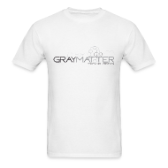 T-Shirts ~ Men's Standard Weight T-Shirt ~ Gray Matter Tech