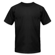 T-Shirts ~ Men's T-Shirt by American Apparel ~ Article 10777661