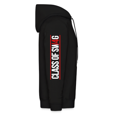 Class of Swag 2014 Vertical on Sleeves Hoody with bands Hoodies