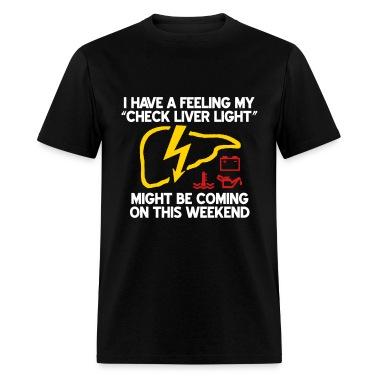 Check Liver Light T-Shirts