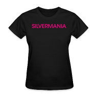 Women's T-Shirts ~ Women's Standard Weight T-Shirt ~ Silvermania Ladies
