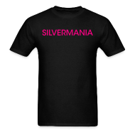 T-Shirts ~ Men's Standard Weight T-Shirt ~ Silvermania Dudes