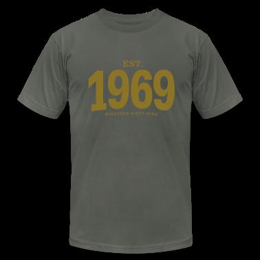 est. 1969 Nineteen Sixty Nine