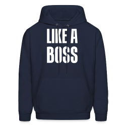 Like a boss