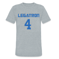 T-Shirts ~ Men's Tri-Blend Vintage T-Shirt ~ Legatron