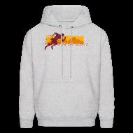 Hoodies ~ Men's Hooded Sweatshirt ~ Run the world hoodie