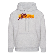 Hoodies ~ Men's Hooded Sweatshirt ~ Run the world hoodie