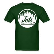 T-Shirts ~ Men's Standard Weight T-Shirt ~ NY Jets shirt