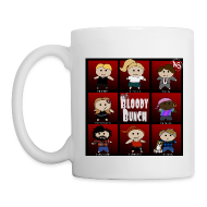 Bottles & Mugs ~ Coffee/Tea Mug ~ The Bloody Bunch Coffee Mug