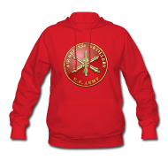 Hoodies ~ Women's Hooded Sweatshirt ~ ADA Branch Plaque