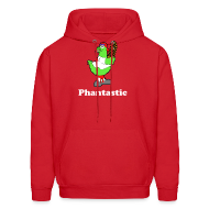 Hoodies ~ Men's Hooded Sweatshirt ~ Phantastic LTD Hood