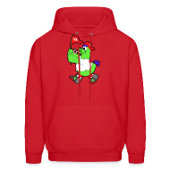Hoodies ~ Men's Hooded Sweatshirt ~ Win LTD Hood