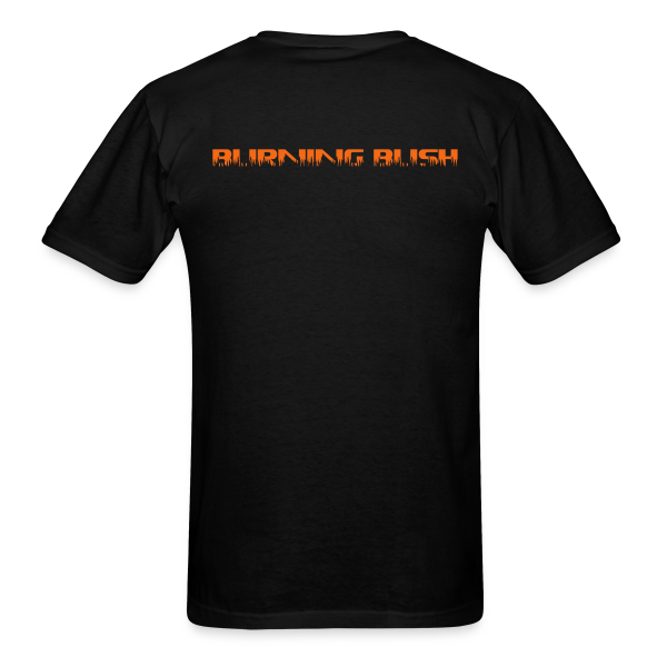 Burning Bush - Men's T-Shirt