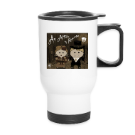 Bottles & Mugs ~ Travel Mug ~ An Affair to Remember Travel Mug