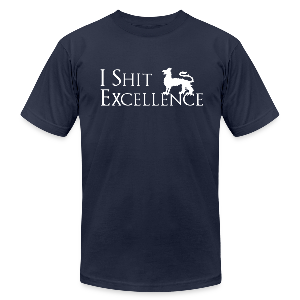 I Shit Excellence - Men's  Jersey T-Shirt