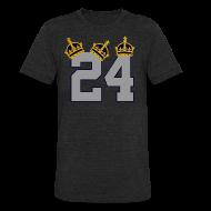 T-Shirts ~ Unisex Tri-Blend T-Shirt by American Apparel ~ 3 Crowns