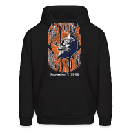 Hoodies ~ Men's Hooded Sweatshirt ~ Grateful Detroit