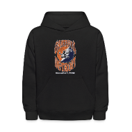 Sweatshirts ~ Kids' Hooded Sweatshirt ~ Grateful Detroit