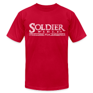 T-Shirts ~ Men's T-Shirt by American Apparel ~ Soldier Field 1924