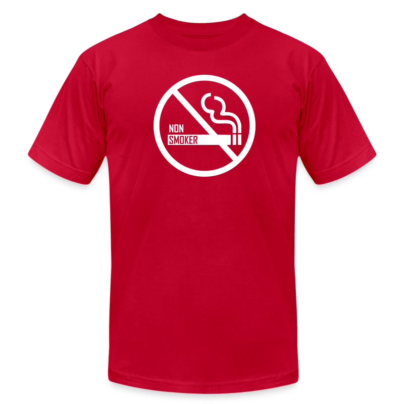 Non Smoker - Men's  Jersey T-Shirt