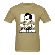 T-Shirts ~ Men's Standard Weight T-Shirt ~ Die Hard: Yippee Ki Yay Motherfucker