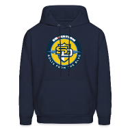Hoodies ~ Men's Hooded Sweatshirt ~ BFTB Hoodie - Largo Logo Front