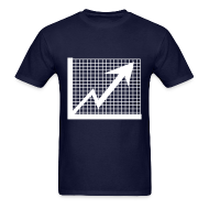 T-Shirts ~ Men's Standard Weight T-Shirt ~ Mens Chart T-Shirt