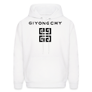 Hoodies ~ Men's Hooded Sweatshirt ~ GIYONGCHY