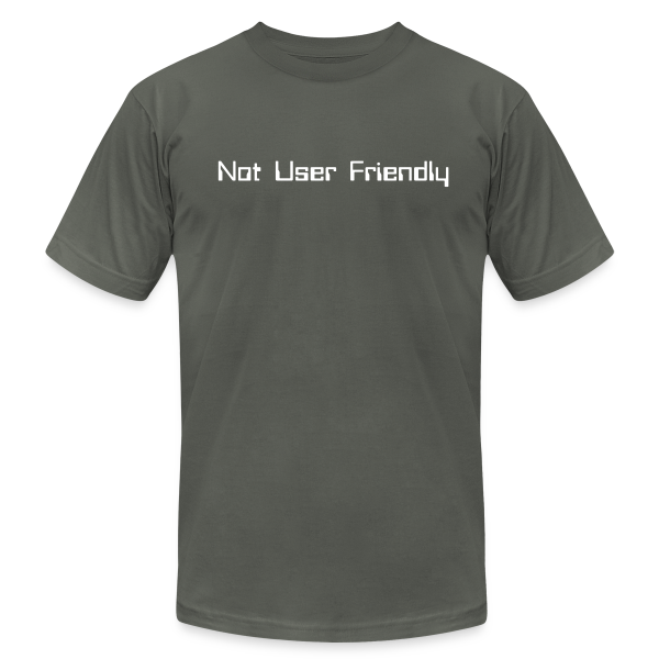 Not User Friendly - Men's  Jersey T-Shirt