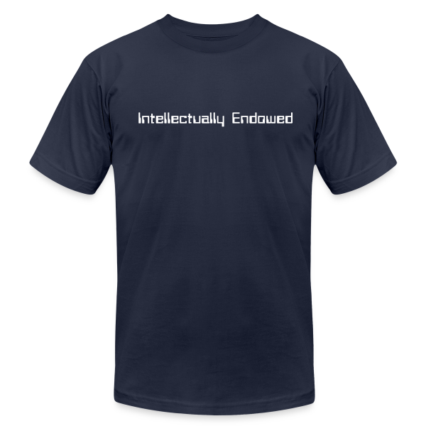 Intellectually Endowed - Men's  Jersey T-Shirt