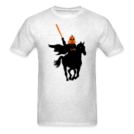T-Shirts ~ Men's Standard Weight T-Shirt ~ Headless Horseman Vader