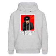 Hoodies ~ Men's Hooded Sweatshirt ~ Everbody's Russian!