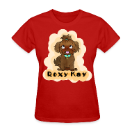 Women's T-Shirts ~ Women's Standard Weight T-Shirt ~ ROXY KAY for WOMEN