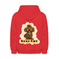 Sweatshirts ~ Kids' Hooded Sweatshirt ~ Roxy Kay KIDS HOODIE