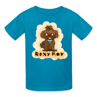 Kids' Shirts ~ Kids' T-Shirt ~ ROXY KAY KIDS