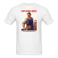 T-Shirts ~ Men's Standard Weight T-Shirt ~ Article 11284302