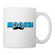 Bottles & Mugs ~ Coffee/Tea Mug ~ MOOSH MUG