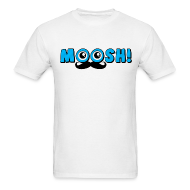 T-Shirts ~ Men's Standard Weight T-Shirt ~ MOOSH-IRT MEN