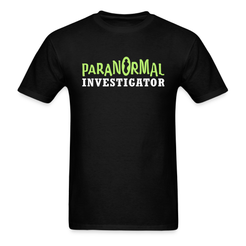 Paranormal Investigator - Adult Shirt