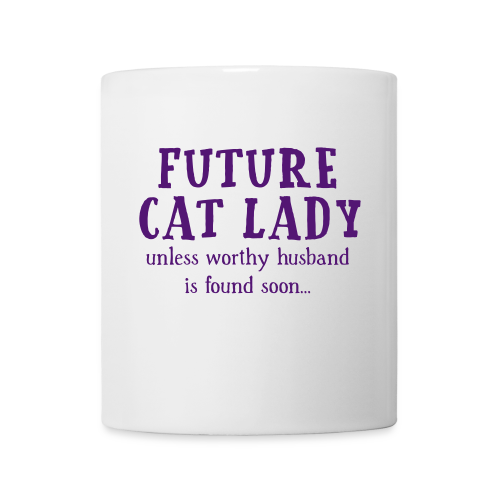 Future Cat Lady... - Mug