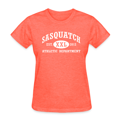 Sasquatch Athletic Department Women's Shirt