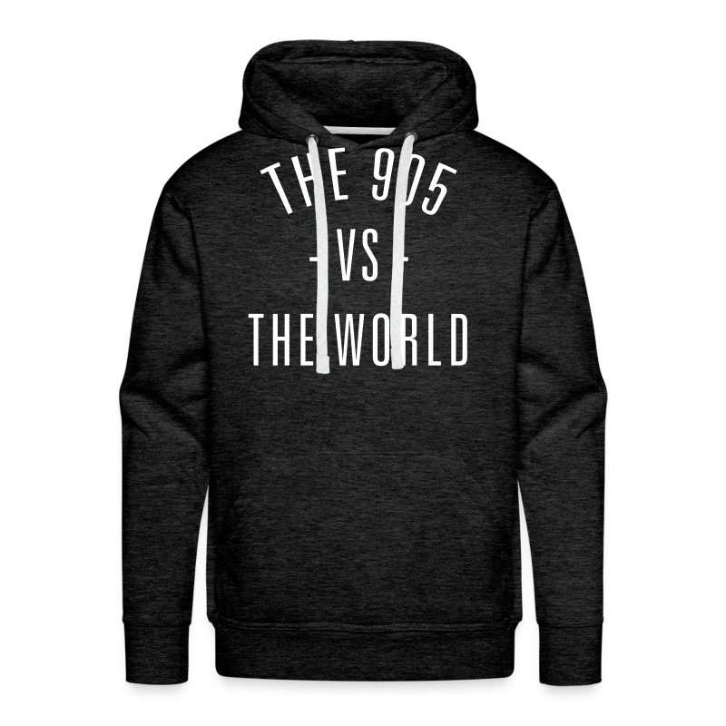 The 905 vs. The World - Men's Premium Hoodie