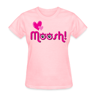 Women's T-Shirts ~ Women's Standard Weight T-Shirt ~ MOOSH-IRT WOMEN