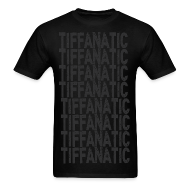 T-Shirts ~ Men's Standard Weight T-Shirt ~ Tif-FAN-atic