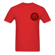 T-Shirts ~ Men's T-Shirt ~ Canada Maple Leaf Souvenir Men's T- Shirt
