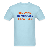 T-Shirts ~ Men's Standard Weight T-Shirt ~ Miracles